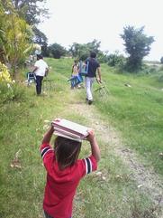 Bücher wandern ins Zentrum