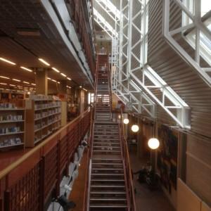 Bibliothek von Kristiansund